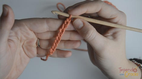 Tutorial cadeneta crochet