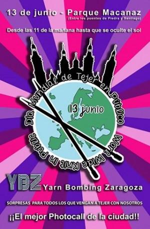 Yarn Bombing zgz