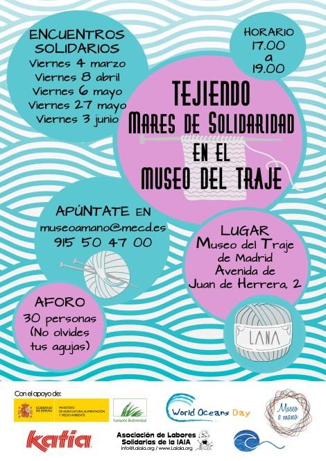 Encuentros solidarios Museo del Traje