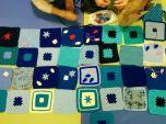 Cuadros azules